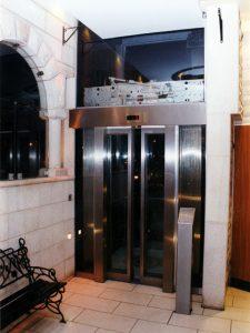 מנוע המעלית