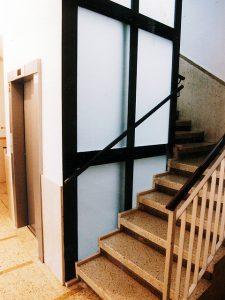 מעלית בבניין מגורים